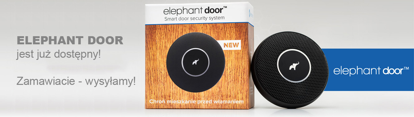 Elephant Door jest już dostępny!