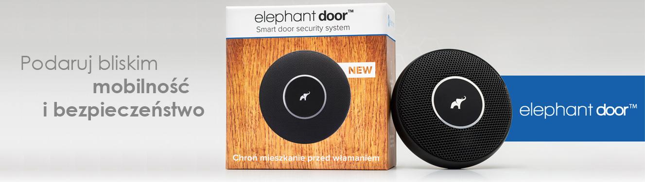 System alarmowy Elephant Door - podaruj bliskim bezpieczeństwo w pakiecie
