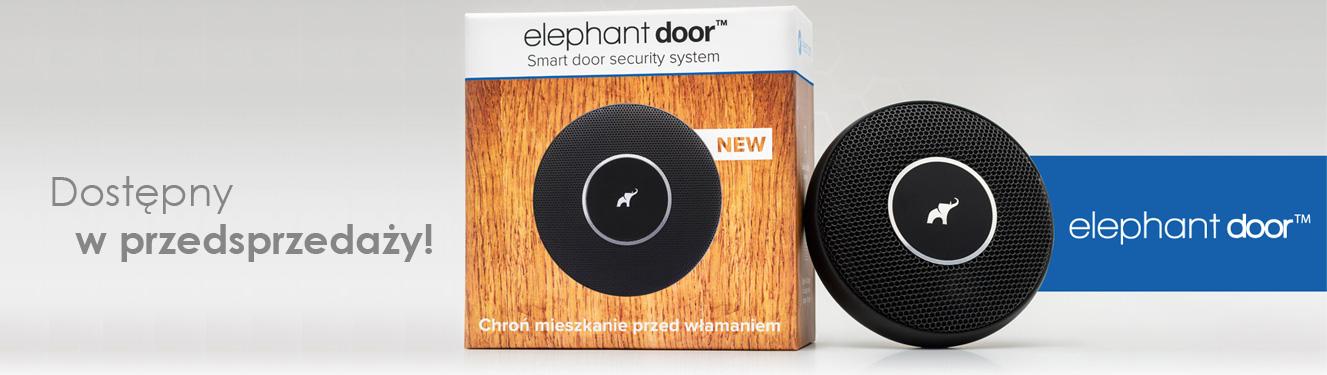 Inteligentny alarm - Elephant Door - już dostępny!