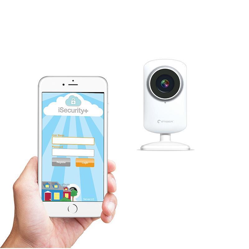 eTIGER - aplikacja do zdalnej obsługi kamery - S3b-SV