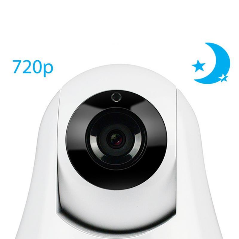 eTiger Motorized Camera - jakość HD - nagrywanie nocne - ES-CAM4A