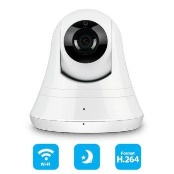 eTiger - zdalnie obracana, bezprzewodowa kamera HD IP - ES-CAM4A