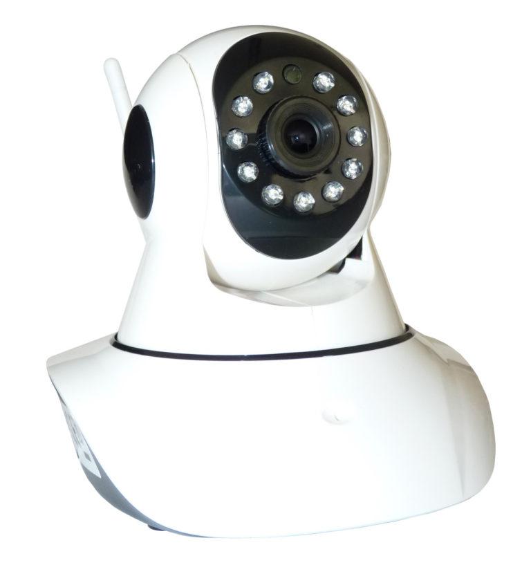 Kamera IP006 - nowy design