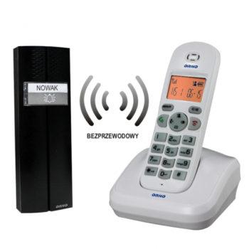 Domofon bezprzewodowy ORNO - OR-DOM-CL-910-W
