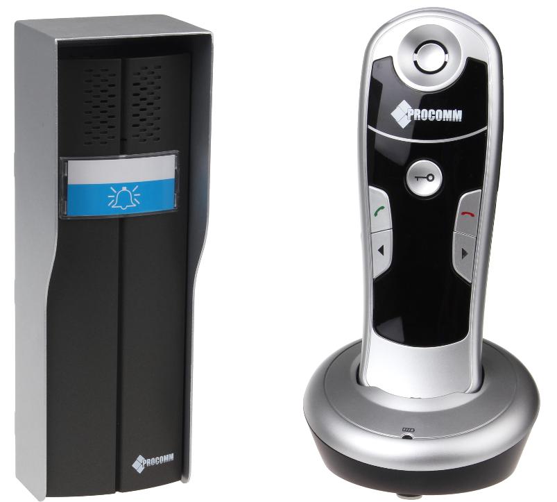 Procomm - PRO-0611 - domofon bezprzewodowy