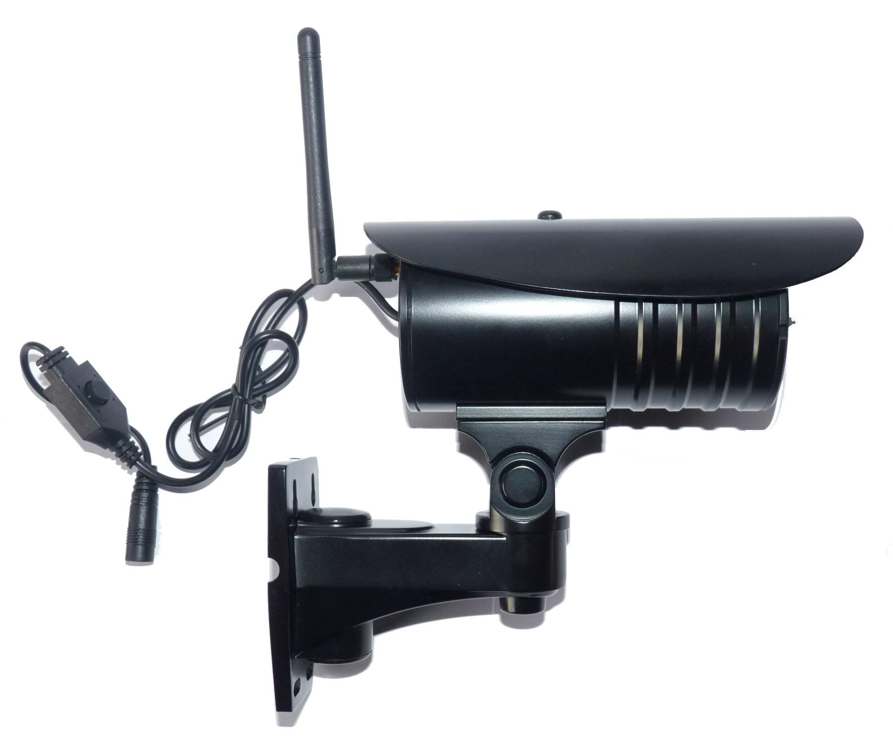 Solidna obudowa zewnętrznej kamery IP HD - IP1811