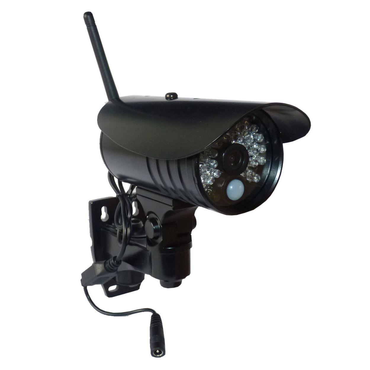 Zewntrzna, bezprzewodowa kamera IP HD IP1811