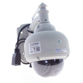 Zewnętrzna, kamera IP obrotowa