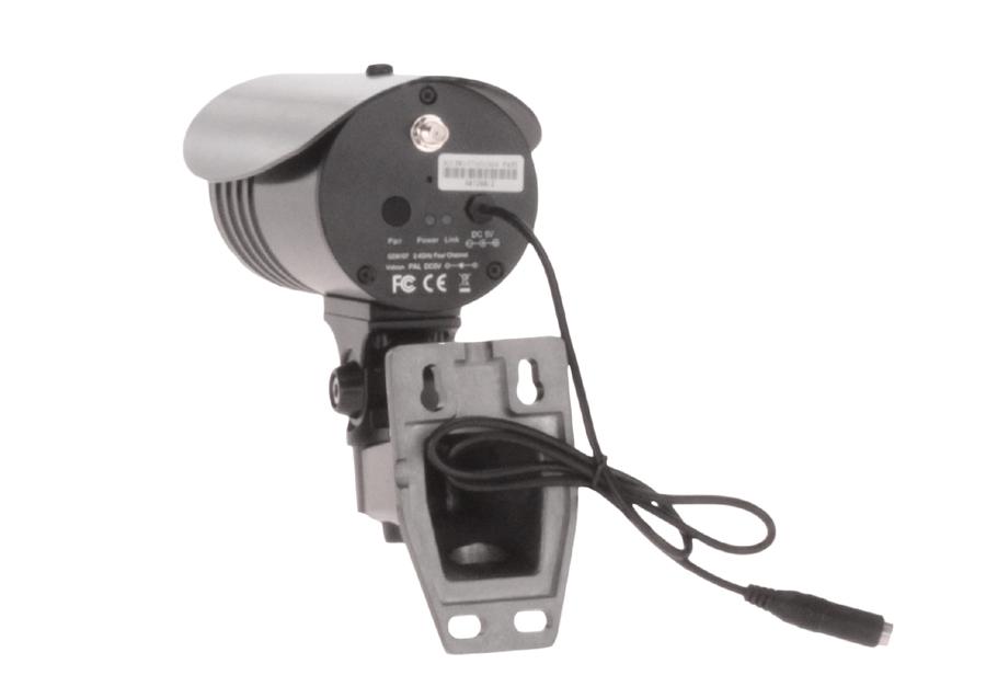 Mocowanie kamery bezprzewodowej