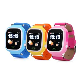 Smartwatch z GPS dla dzieci - Q90/GW100