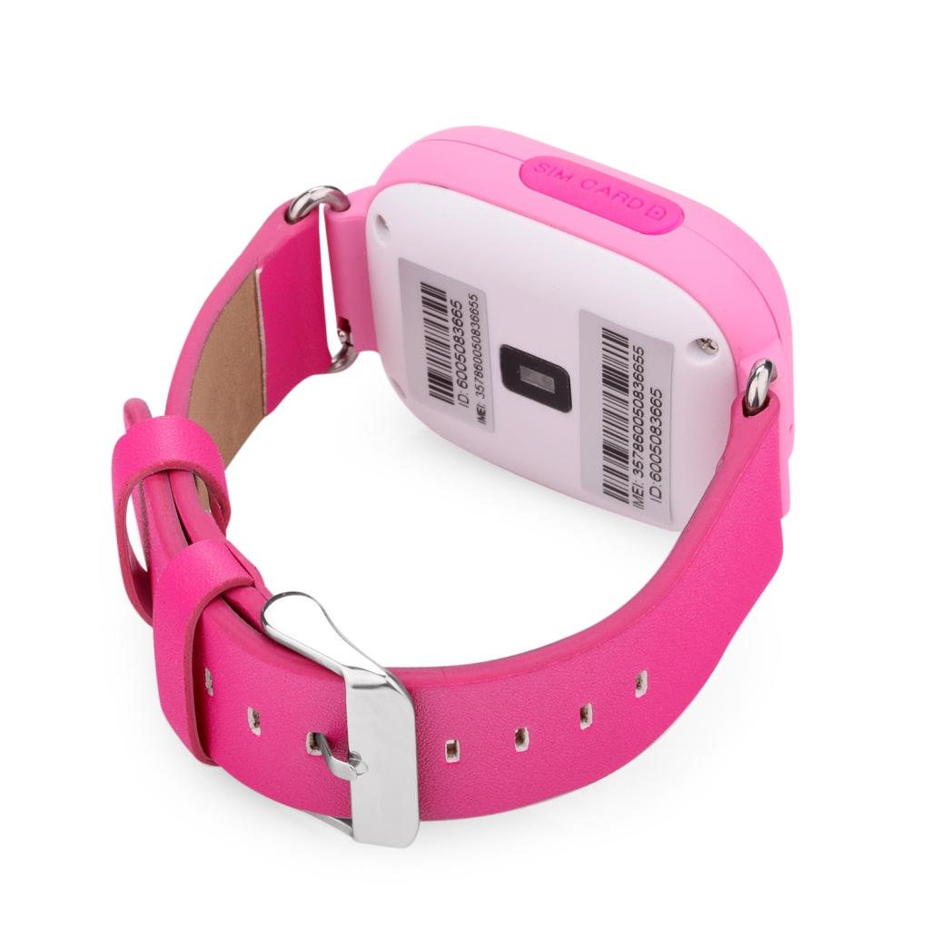 Kod QR i numery seryjne smartwatch Q90/GW100 dla dzieci
