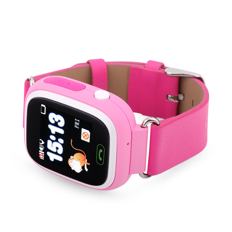 Smartwatch Q90/GW100 dla dziecka GPS, wibracje