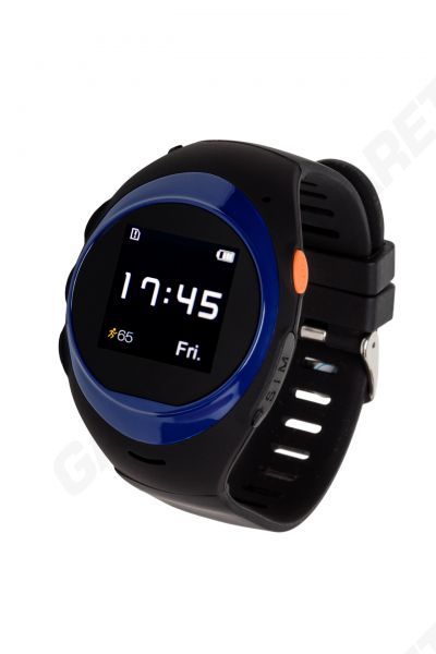 Smartwatch Garett GSM2 niebieski