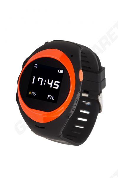 Smartwatch Garett GSM2 pomarańczowy