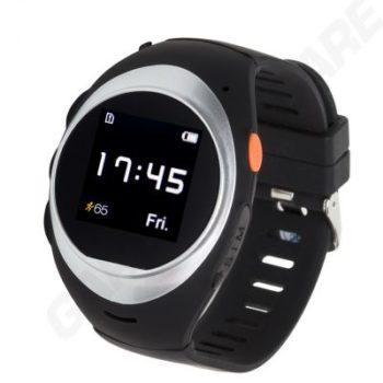 Smartwatch Garett GSM2 srebrny