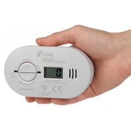 Czujnik tlenku węgla KIDDE z wyświetlaczem LCD mini