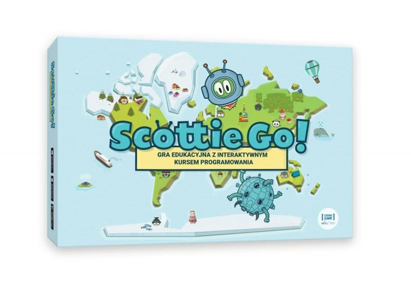 ScottieGo! Home - interaktywna gra z kursem programowania