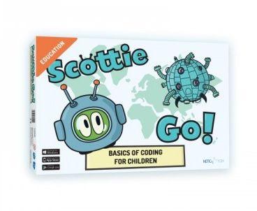 ScottieGo wersja edukacyjna - język angielski