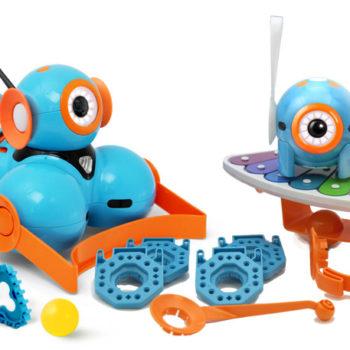 Roboty Dash i Dot