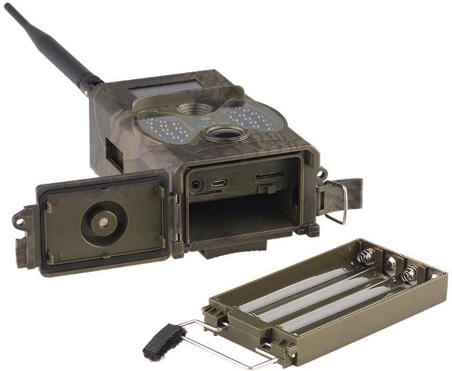 Zasilanie fotopułapki HC300M