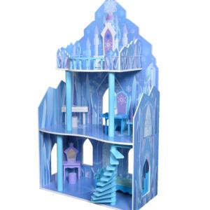 Domek dla lalek rezydencja lodowa ECOTOYS 4111