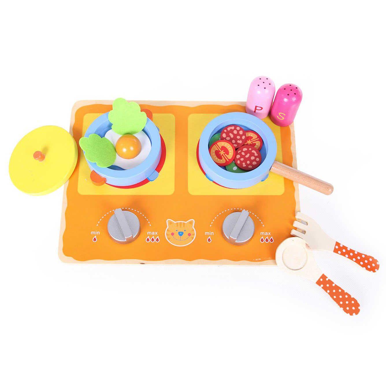Mini kuchnia zestaw małego kucharza ECOTOYS HJD931160