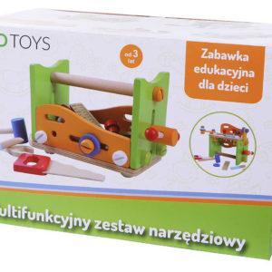Opakowanie zestawu narzędzi ECOTOYS 1182