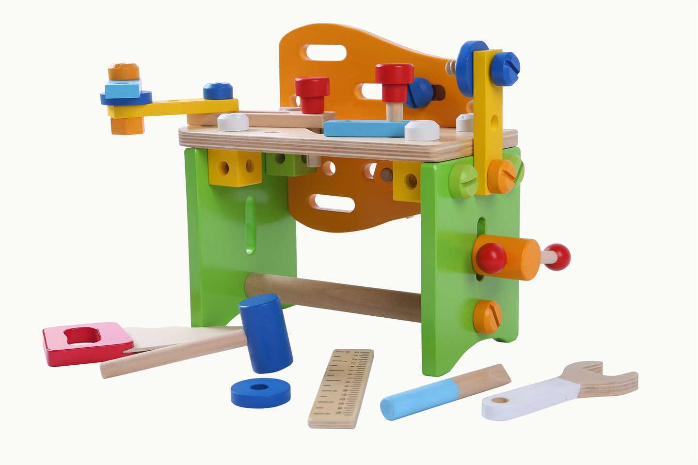 Drewniana Kuchnia Dla Dzieci Z Wyposazeniem 7256a Kuchnie