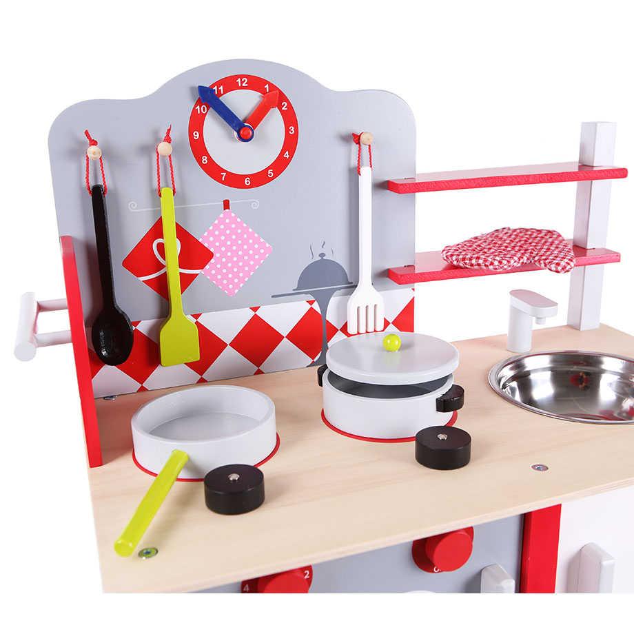 Wspaniała zabawa z kuchnia ECOTOYS ZA-4201