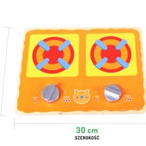 Wymiary kuchni mini ECOTOYS HJD931160