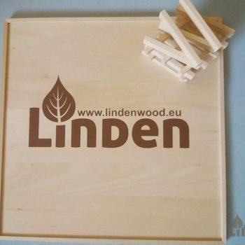 Drewniany blat Lindenwood