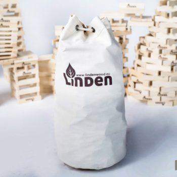 Klocki Linden 300 sztuk w worku żeglarskim