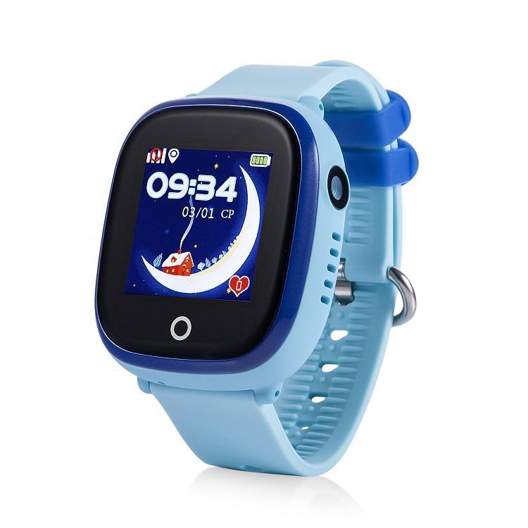 WODOSZCZELNY SMARTWACH GW400 niebieski