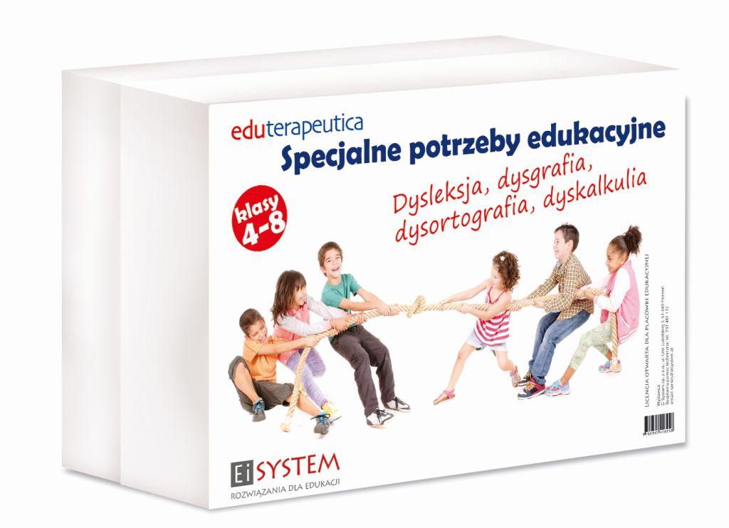 Eduterapeutica Specjalne Potrzeby Edukacyjne