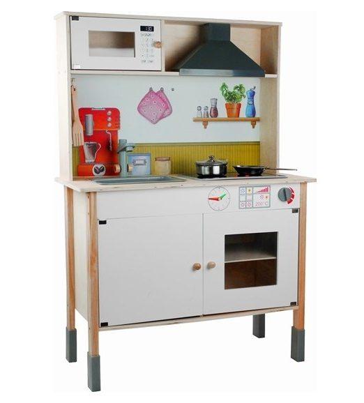 Kuchnia drewniana dla dzieci meggie