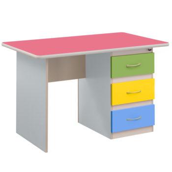 biurko-rozowe