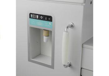 Imitacja dysponsera na wodę kuchnia Nela