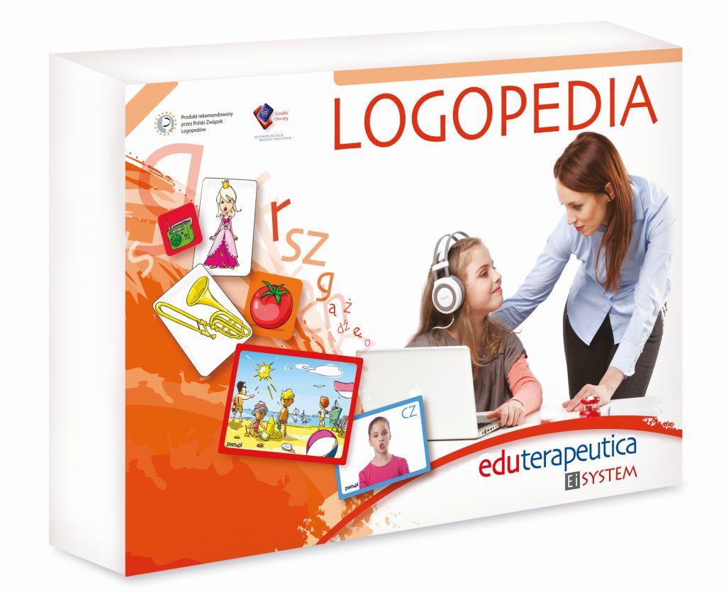 Eduterapeutica Logopedia - zestaw do terapii logopedycznej