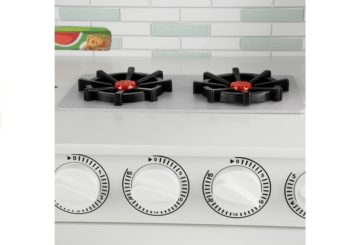 Plastikowe palniki kuchenki