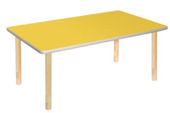 stol-prostokatny-zolty