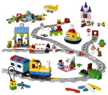 Zestaw LEGO Duplo Coding Express