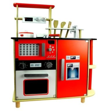 Drewniana kuchnia dla dzieci - Zosia