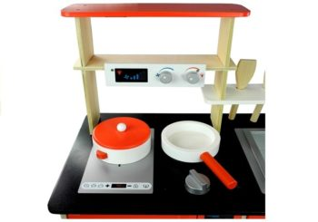 Drewniane akcesoria kuchenne LTOYS