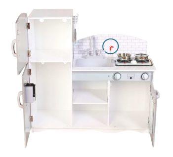 Otwierane szafki kuchnia dla dzieci Ecotoys