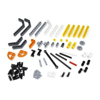 elementy zestawu Gripper Building Kit